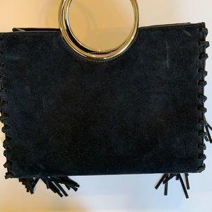 kate spade Bags - Kate Spade Sam White Rock Road suede fringe bag